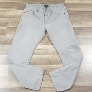 Banana Republic Gray Men's Jeans